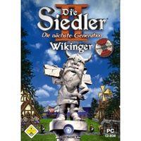 Hier klicken, um das Cover von Die Siedler 2 Add-on: Wikinger zu vergrößern