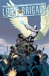 Hier klicken, um das Cover von Light Brigade  zu vergrößern