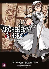 Hier klicken, um das Cover von Archenemy & Hero 4 zu vergrößern
