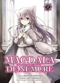 Hier klicken, um das Cover von Magdala de Nemure - May your Soul rest in Magdala 2 zu vergrößern