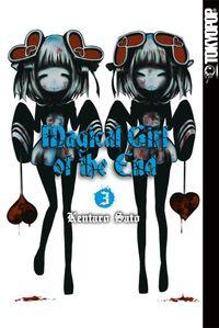 Hier klicken, um das Cover von Magical Girl of the End 3 zu vergrößern