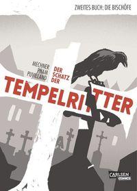 Hier klicken, um das Cover von Der Schatz der Tempelritter 2: Die Bischoe~fe zu vergrößern