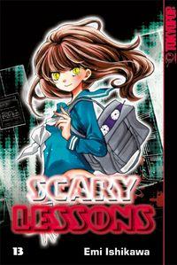 Hier klicken, um das Cover von Scary Lessons 13 zu vergrößern
