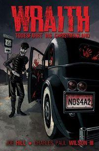 Hier klicken, um das Cover von Wraith - Todesfahrt ins Christmasland zu vergrößern