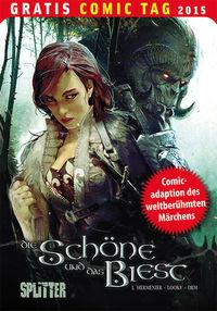 Hier klicken, um das Cover von Die Schoe~ne und das Biest – Gratis Comic Tag 2015 zu vergrößern