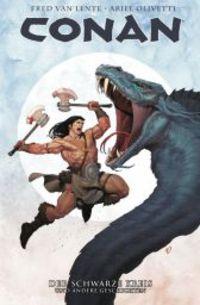 Hier klicken, um das Cover von Conan: Der schwarze Kreis zu vergrößern