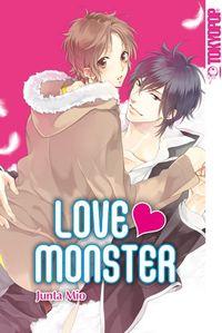 Hier klicken, um das Cover von Love Monster zu vergrößern