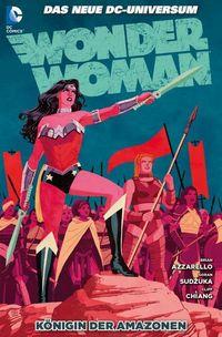 Hier klicken, um das Cover von Wonder Woman 6: Koe~nigin der Amazonen zu vergrößern