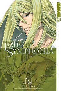 Hier klicken, um das Cover von Tales of Symphonia 4 zu vergrößern