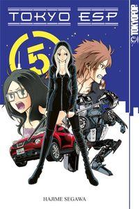 Hier klicken, um das Cover von Tokyo ESP 5 zu vergrößern