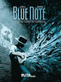 Hier klicken, um das Cover von  Blue Note – die letzten Stunden der Prohibition zu vergrößern