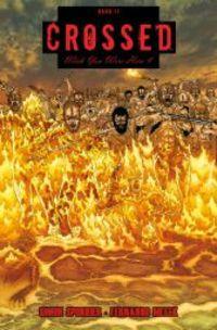 Hier klicken, um das Cover von Crossed 11: Wish you were here 4 zu vergrößern