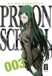 Hier klicken, um das Cover von Prison School 003 zu vergrößern