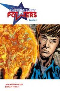 Hier klicken, um das Cover von America`s got Powers 2 zu vergrößern