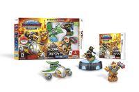 Hier klicken, um das Cover von Skylanders SuperChargers Racing: Starter Pack (3DS) zu vergrößern