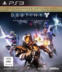 Hier klicken, um das Cover von Destiny - Koe~nig der Besessenen (PS3) zu vergrößern