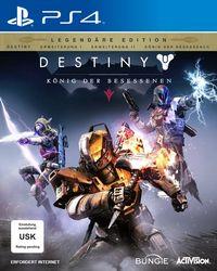 Hier klicken, um das Cover von Destiny - Koe~nig der Besessenen (PS4) zu vergrößern