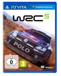 Hier klicken, um das Cover von WRC 5 (PS Vita) zu vergrößern