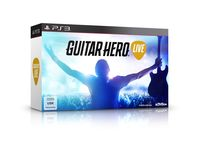 Hier klicken, um das Cover von Guitar Hero Live (PS3) zu vergrößern