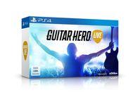 Hier klicken, um das Cover von Guitar Hero Live (PS4) zu vergrößern