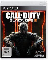 Hier klicken, um das Cover von Call of Duty: Black Ops III (PS3) zu vergrößern