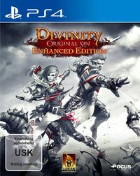 Hier klicken, um das Cover von Divinity Original Sin: Enhanced Edition (PS4) zu vergrößern