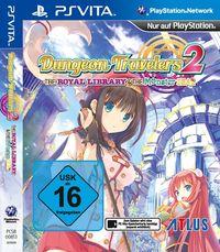 Hier klicken, um das Cover von Dungeon Travelers 2 (PS Vita) zu vergrößern