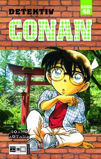 Hier klicken, um das Cover von Detektiv Conan 48 zu vergrößern
