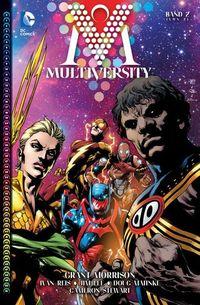 Hier klicken, um das Cover von Multiversity Band 2 zu vergrößern