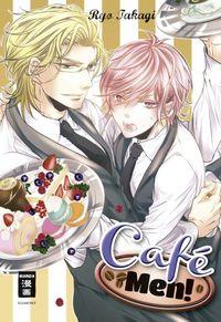 Hier klicken, um das Cover von Café Men! zu vergrößern