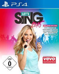 Hier klicken, um das Cover von Let's Sing 2016 (PS4) zu vergrößern