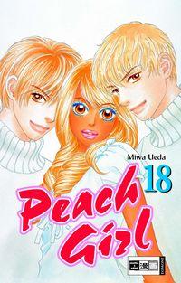 Hier klicken, um das Cover von Peach Girl 18 zu vergrößern