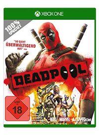 Hier klicken, um das Cover von Deadpool (Xbox One) zu vergrößern