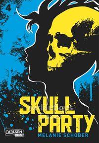 Hier klicken, um das Cover von Skull Party 4 zu vergrößern