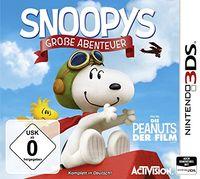 Hier klicken, um das Cover von Snoopys Gross~e Abenteuer (3DS) zu vergrößern