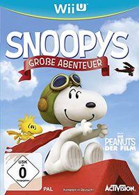 Hier klicken, um das Cover von Snoopys Gross~e Abenteuer (Wii U) zu vergrößern