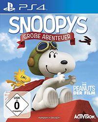 Hier klicken, um das Cover von Snoopys Gross~e Abenteuer (PS4) zu vergrößern