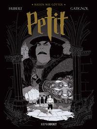 Hier klicken, um das Cover von Petit: Riesen wie Goe~tter zu vergrößern