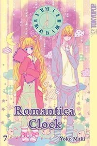 Hier klicken, um das Cover von Romantica Clock 7 zu vergrößern