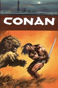 Hier klicken, um das Cover von Conan Band 3: Der Elefantenturn und andere Geschichten zu vergrößern