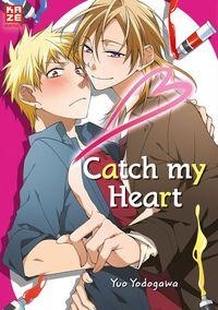 Hier klicken, um das Cover von 5 Shades of Pink 3: Catch my heart zu vergrößern