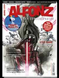 Hier klicken, um das Cover von Alfonz 1/2016 zu vergrößern