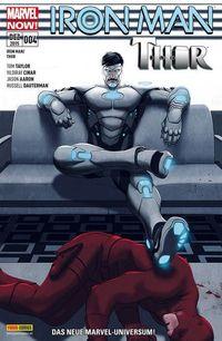 Hier klicken, um das Cover von Iron Man/Thor 4 zu vergrößern