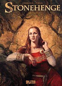 Hier klicken, um das Cover von Stonehenge 1: Erin zu vergrößern