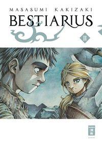 Hier klicken, um das Cover von Bestiarius 02 zu vergrößern