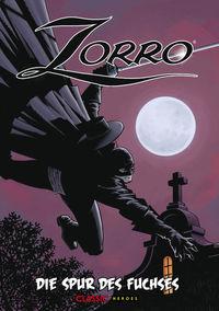 Hier klicken, um das Cover von Zorro - Die Spur des Fuchses 2 zu vergrößern