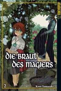 Hier klicken, um das Cover von Die Braut des Magiers 02 zu vergrößern