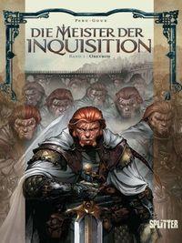 Hier klicken, um das Cover von Die Meister der Inquisition 1 zu vergrößern