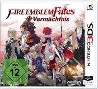 Hier klicken, um das Cover von Fire Emblem Fates: Vermae~chtnis (3DS) zu vergrößern