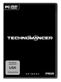 Hier klicken, um das Cover von The Technomancer (PC) zu vergrößern
